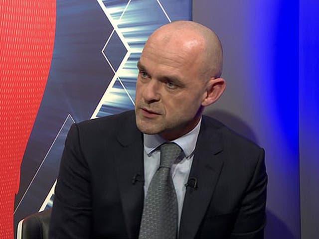 Danny Murphy criticised Steve Bruce for not taking the Sheffield Wednesday job sooner
