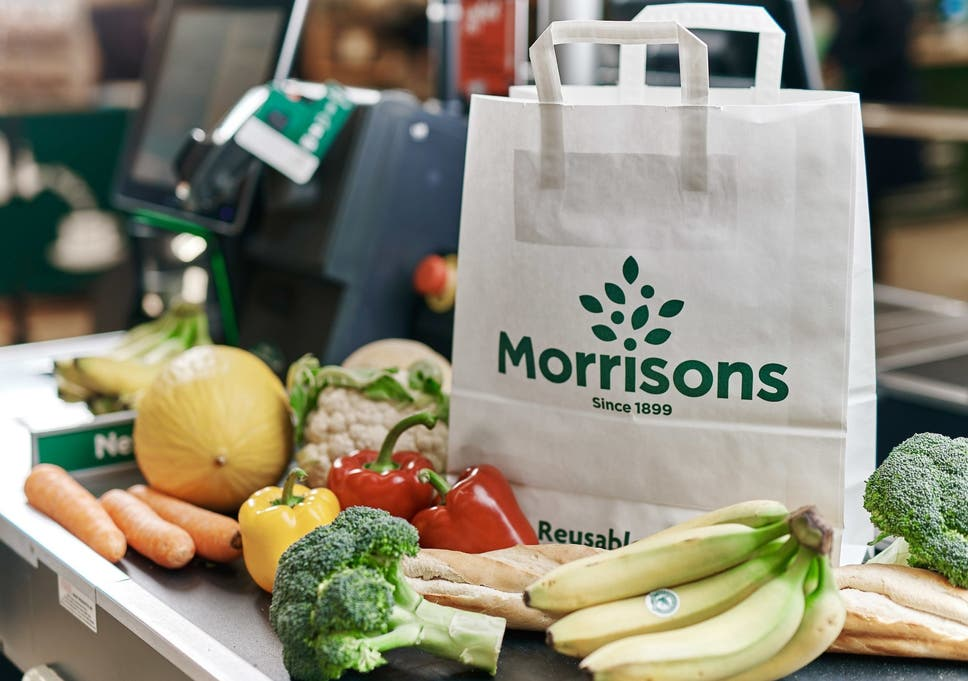 Amazon and Morrisons roll out same-day grocery delivery to