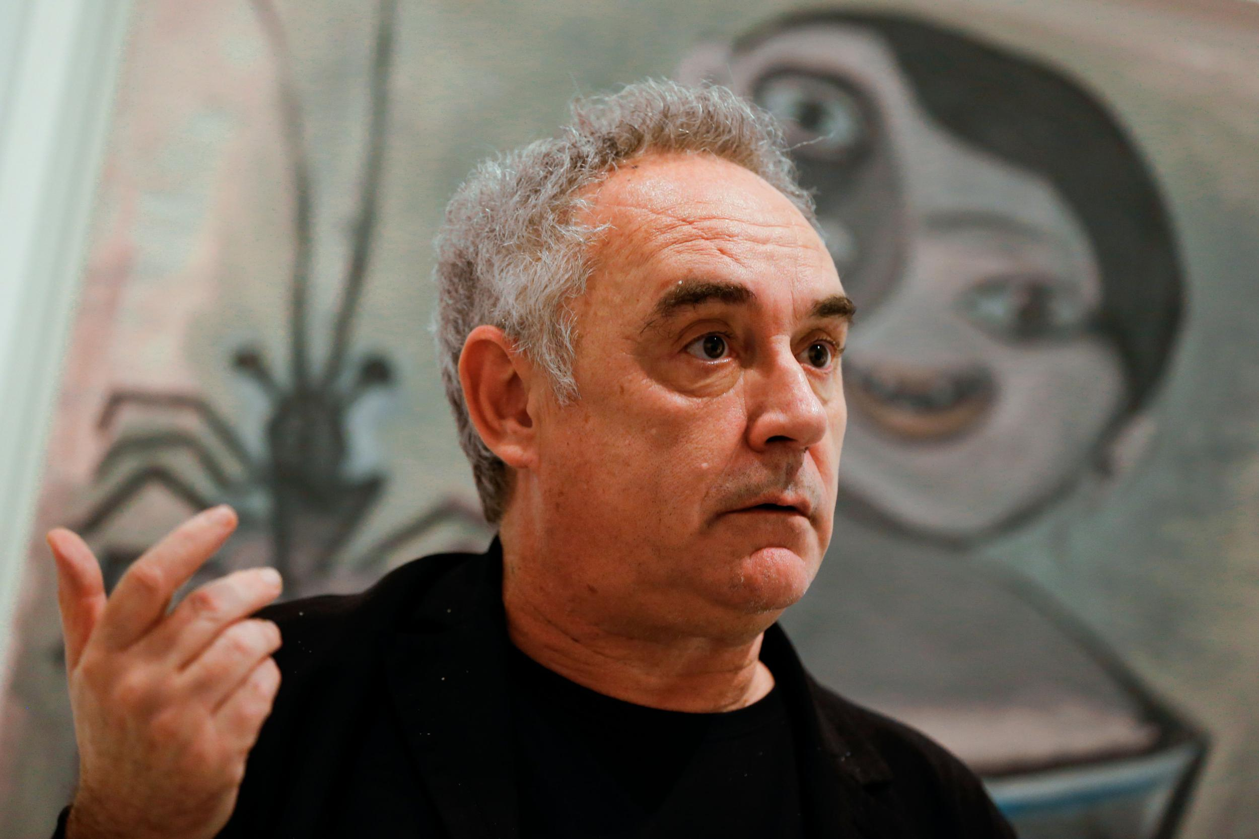 Spanish chef Ferran Adrià to reopen famed elBulli – but won't serve food 1