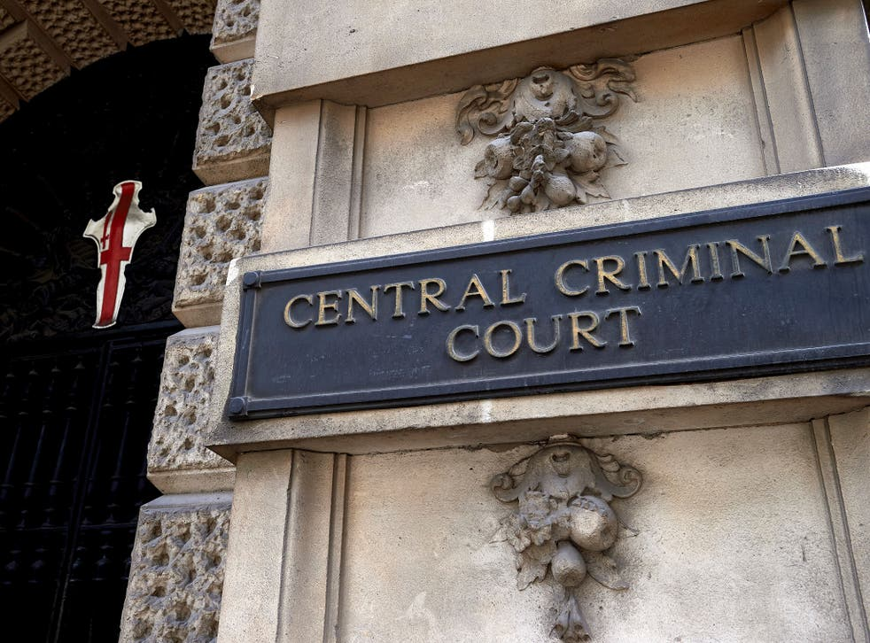 The Central Criminal Court, commonly referred to as The Old Bailey, in central London.