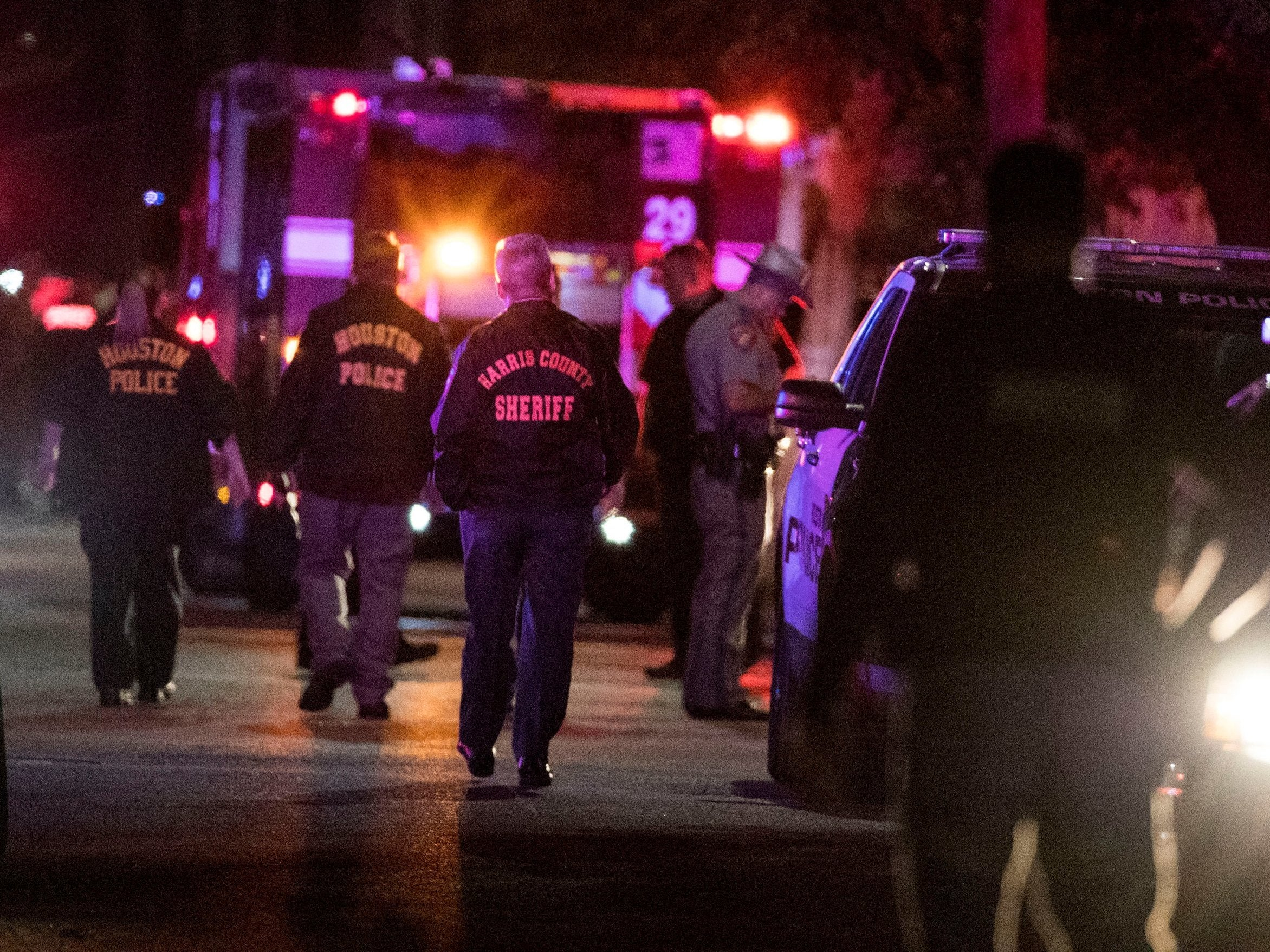 police shooting - latest news, breaking stories and comment