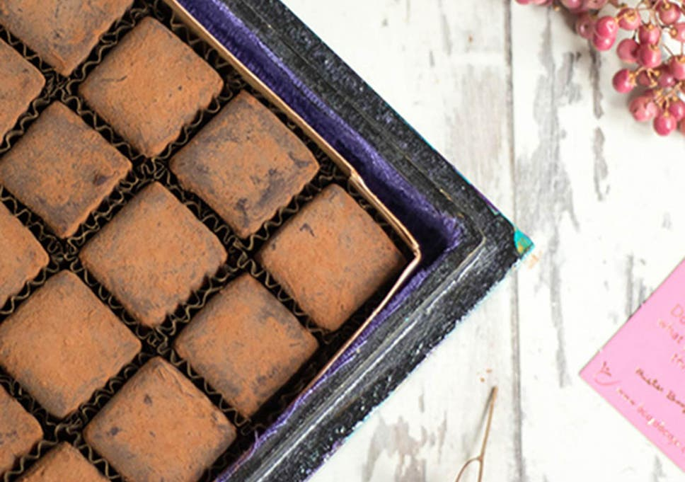af41978c85558 These creamy truffles from Booja-Booja mean vegan chocolate lovers don't  have to
