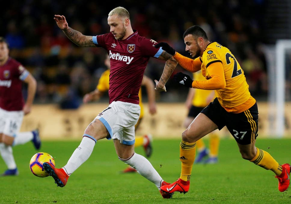 Wolves ease past West Ham to keep up impressive campaign