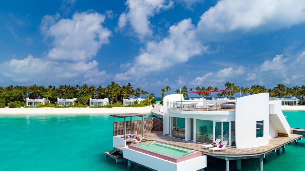 LUX* North Male Atoll, The Maldives