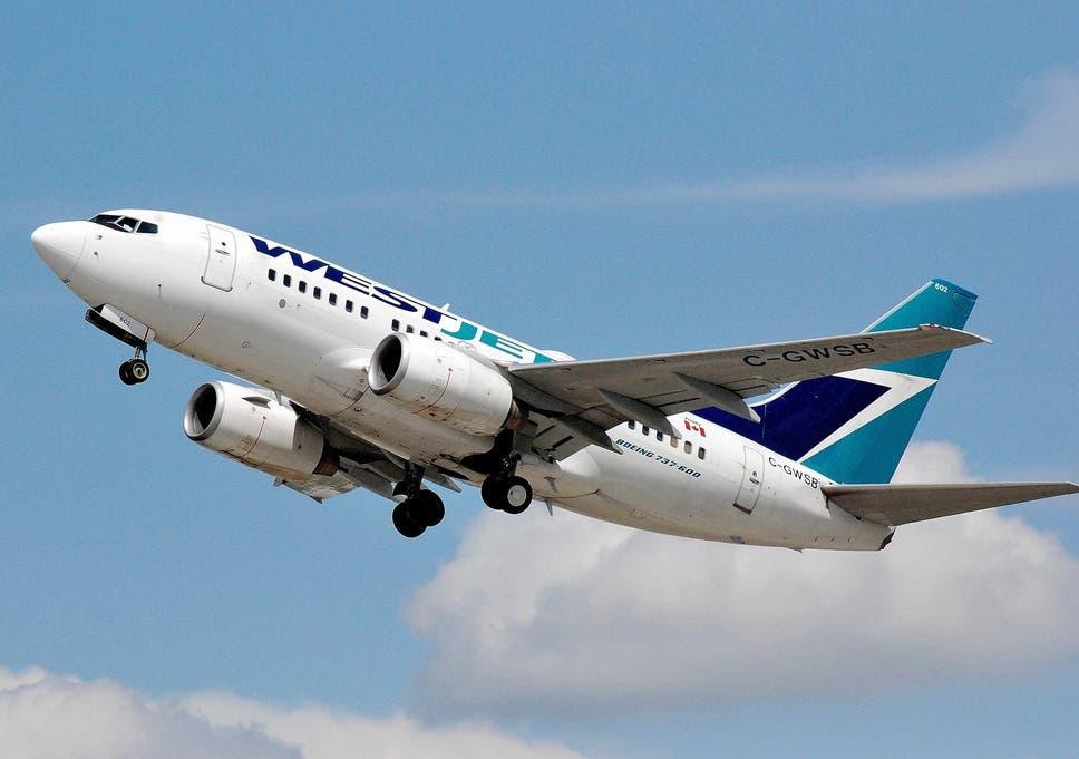 """WestJet flight 2702"""""""