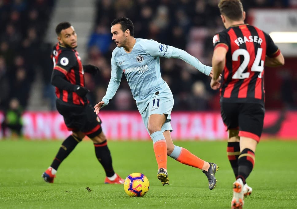 Bournemouth thrash Chelsea in dominant display  5a156d8c0d0e1