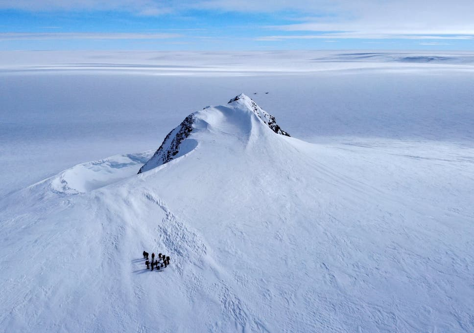 how soldiers are helping antarctic explorers embark on new