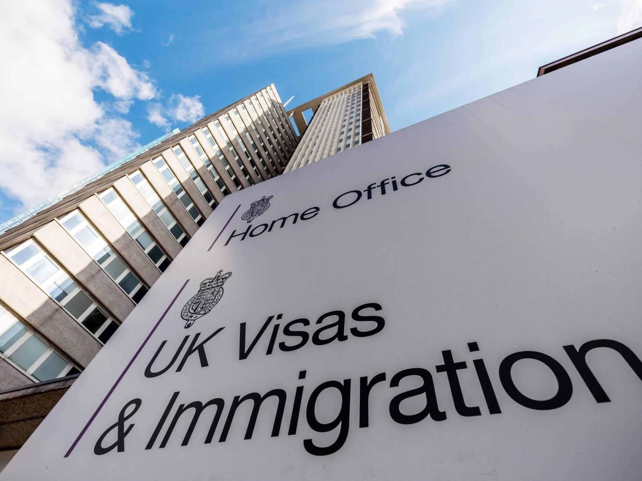 Private firms raking in millions as people forced to pay 'extortionate' fees to apply for UK status
