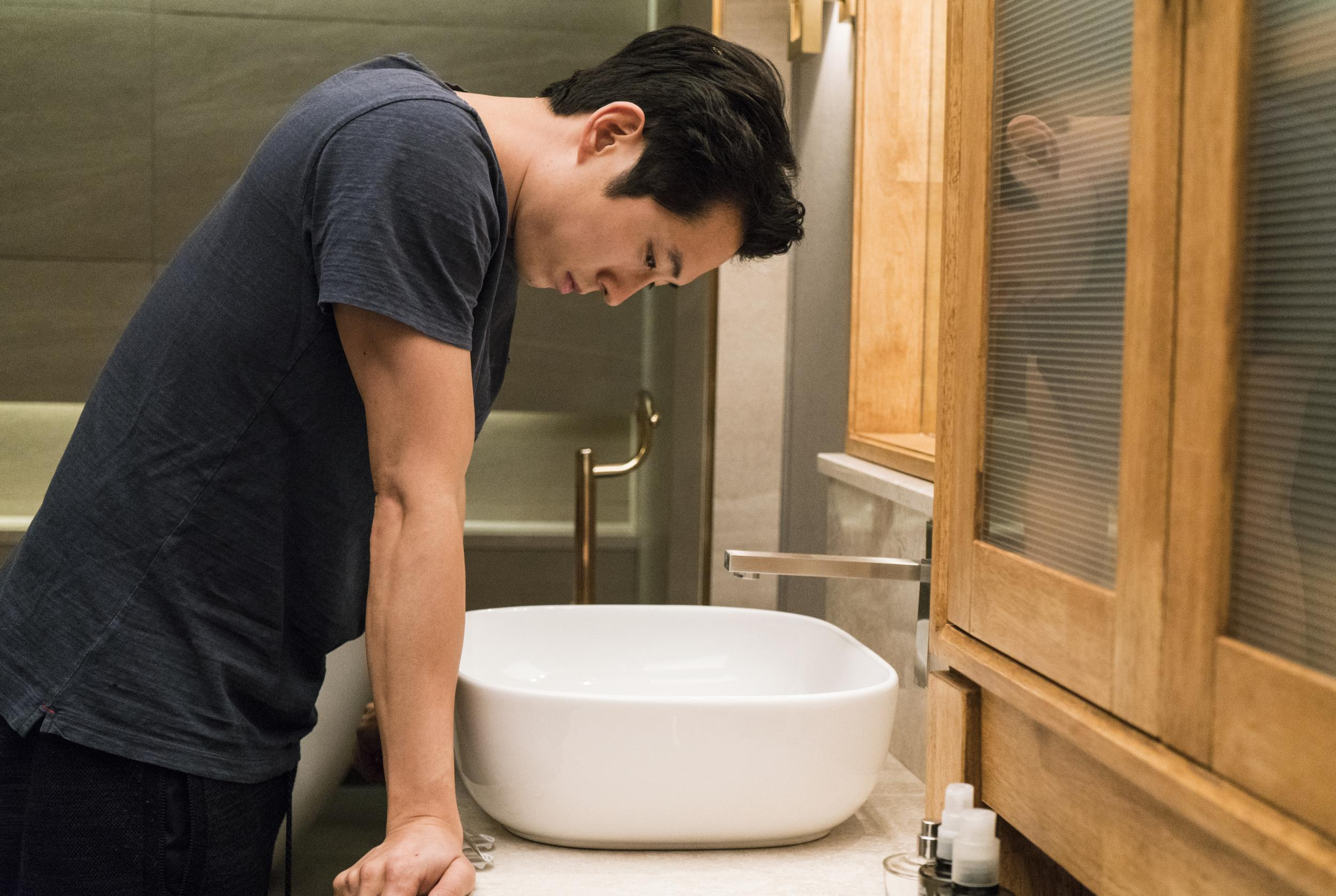 . Burning actor Steven Yeun interview   I feel like a man with no