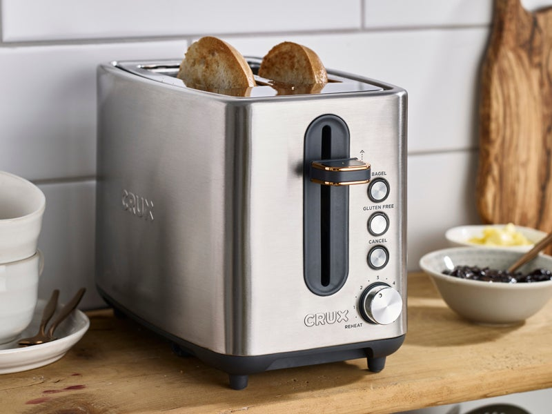 d0c443729fbe 8 best two-slice toasters | The Independent
