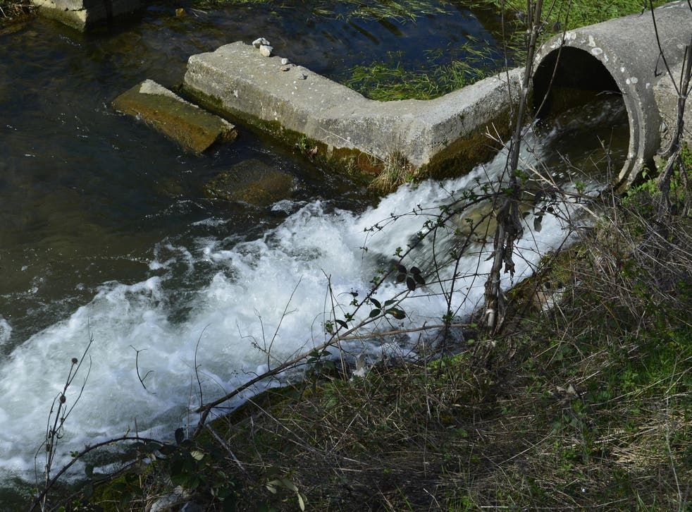 The water regulator said the company had showed 'scant regard for its responsibilities to society and the environment'