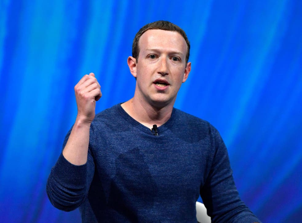 Mark Zuckerberg launched Facebook on 4 February 2004