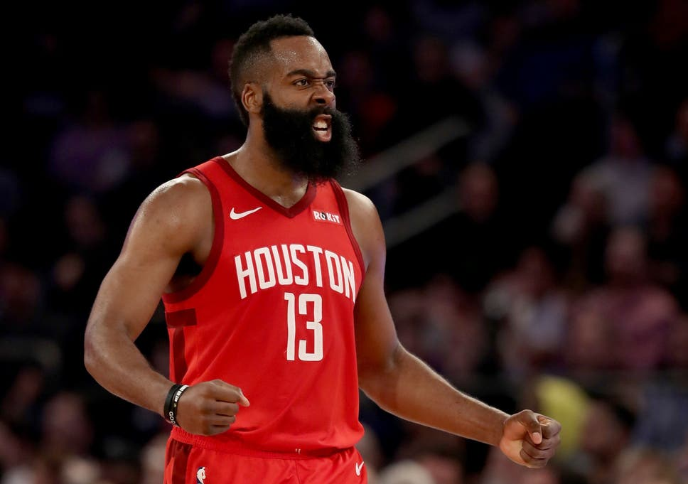 100% authentic 58d3f f35a5 James Harden: How Houston Rockets star's streak is ...