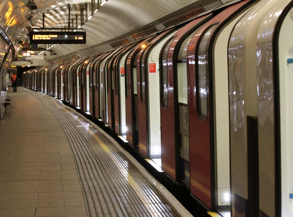 A man has been fined for 'upskirting' at London Victoria Tube station