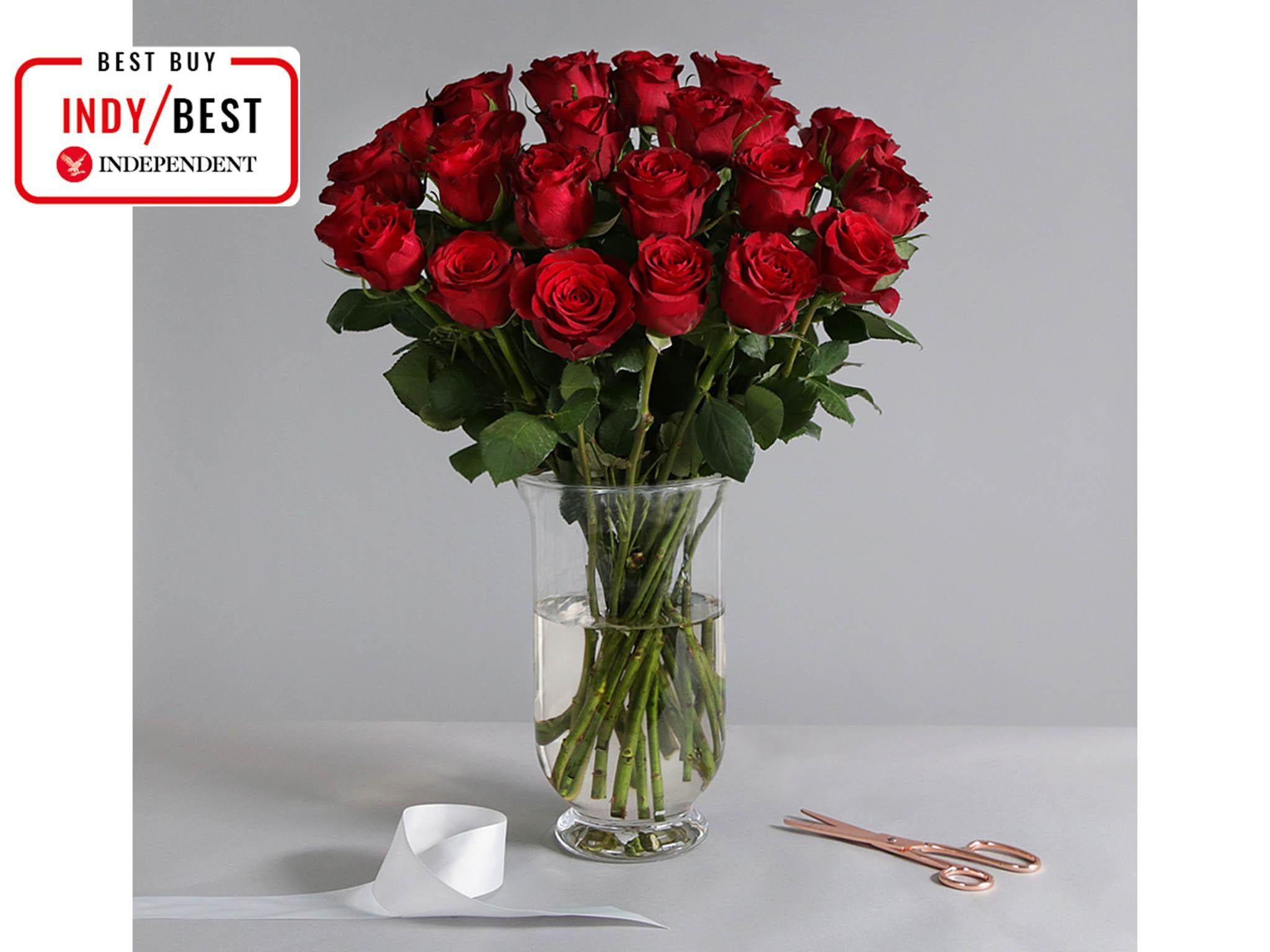69493b45c0b8 13 best Valentine's Day flowers   The Independent