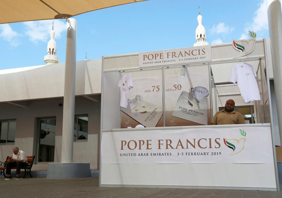 UAE launches 'tolerance' ministry days before papal visit despite