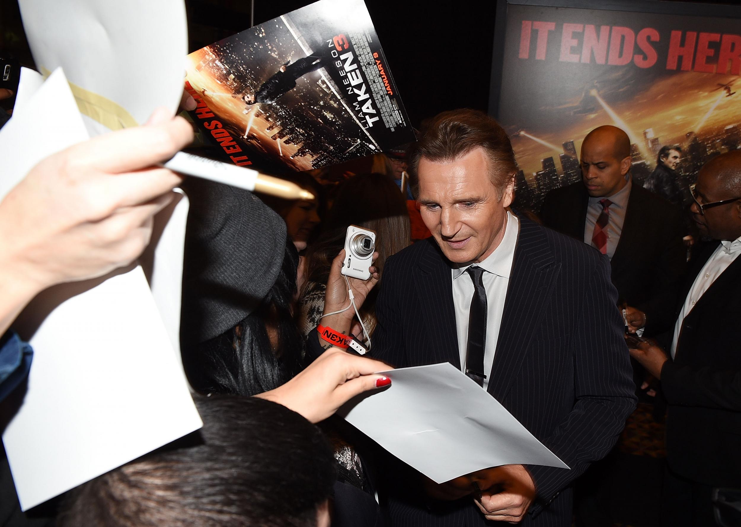 Liam Neeson interview: Rape, race and how I learnt revenge