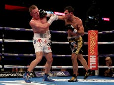 Cheeseman suffers big points defeat to Garcia in European title fight
