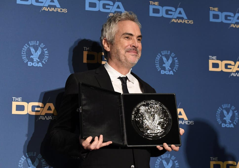 DGA awards winners list in full: Alfonso Cuaron becomes