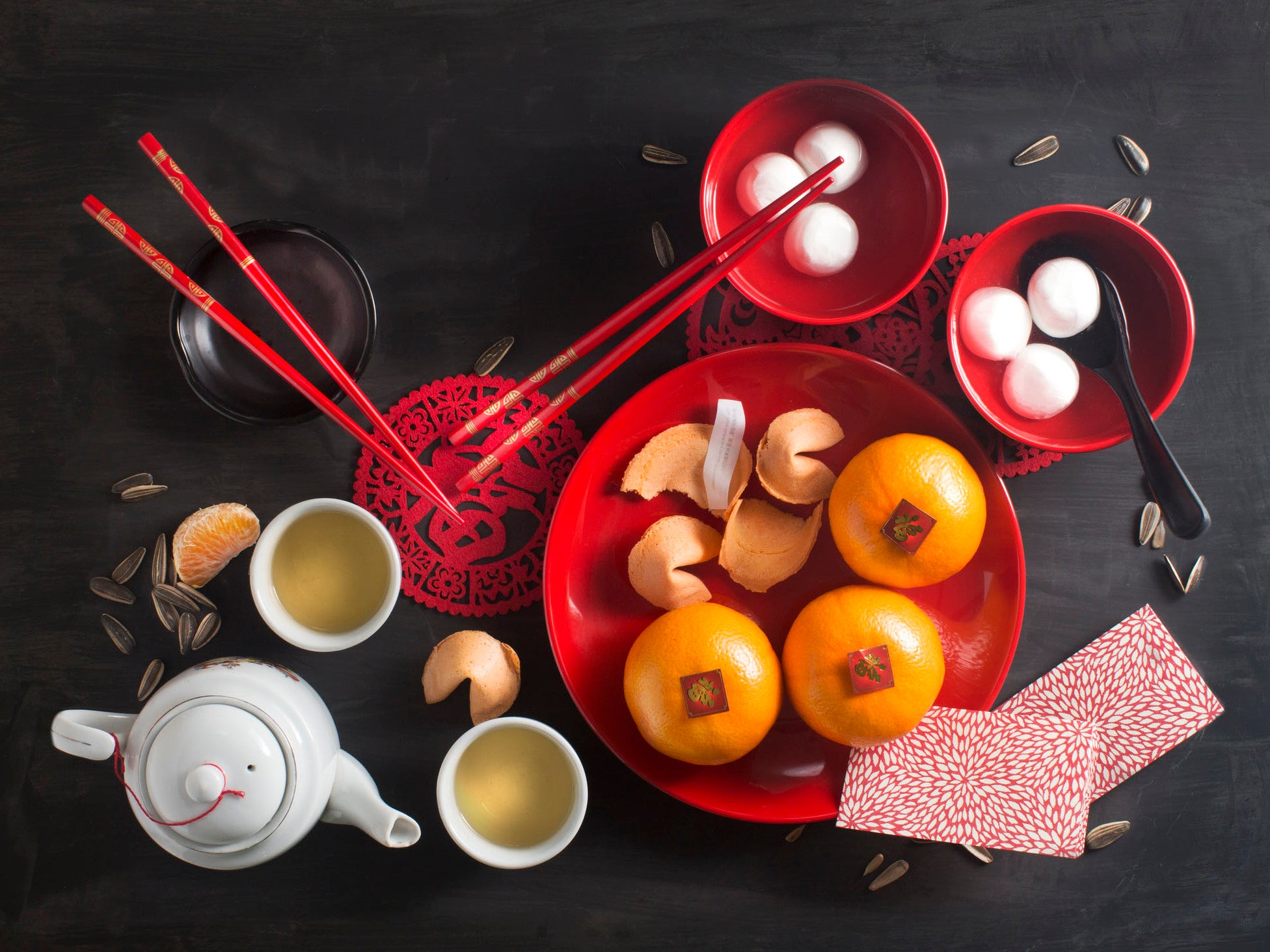 Chinese Lunar New Year: Seven lucky foods eaten in ...