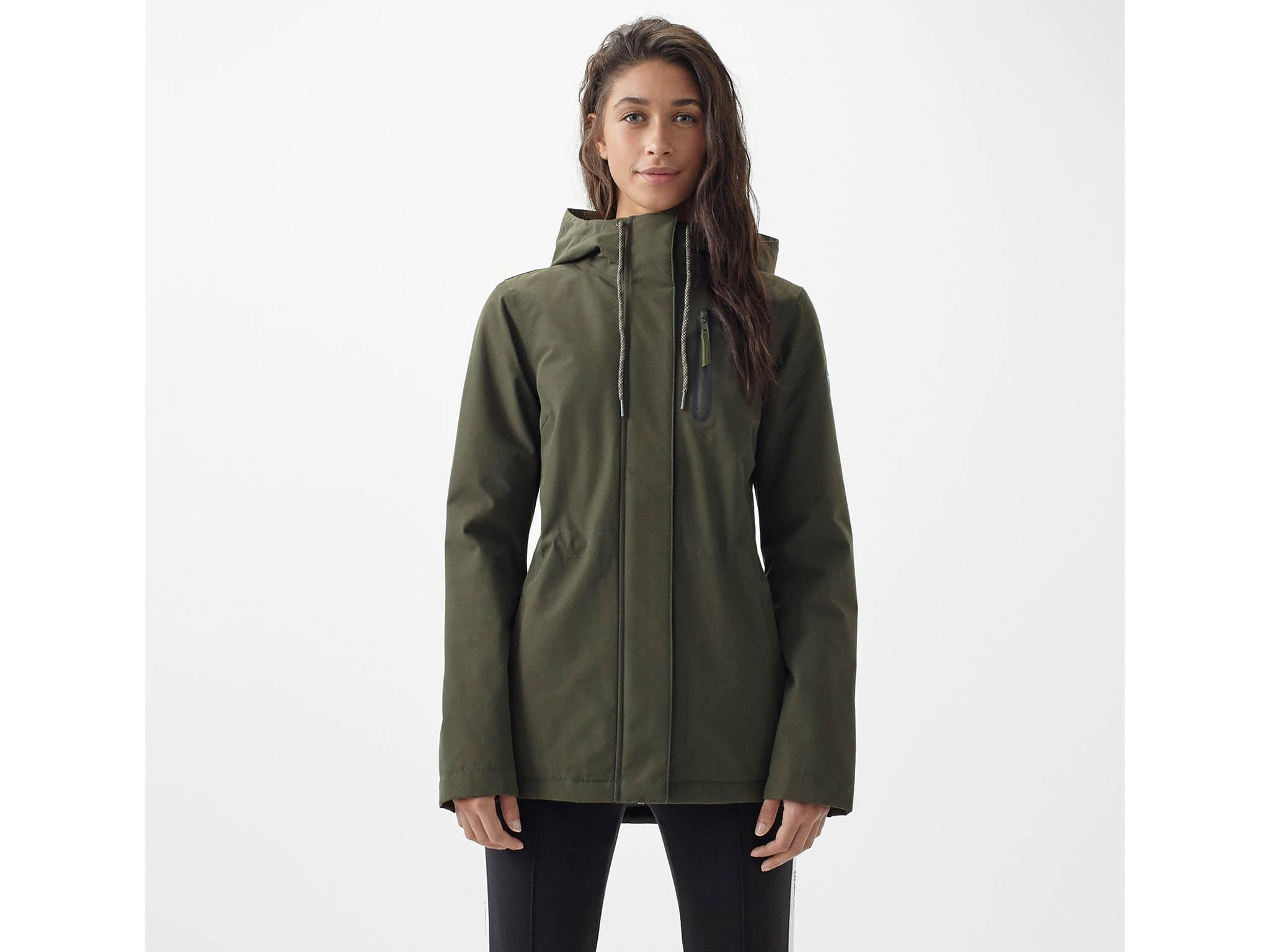 0b4cfe3fe 11 best waterproof jackets for women | The Independent