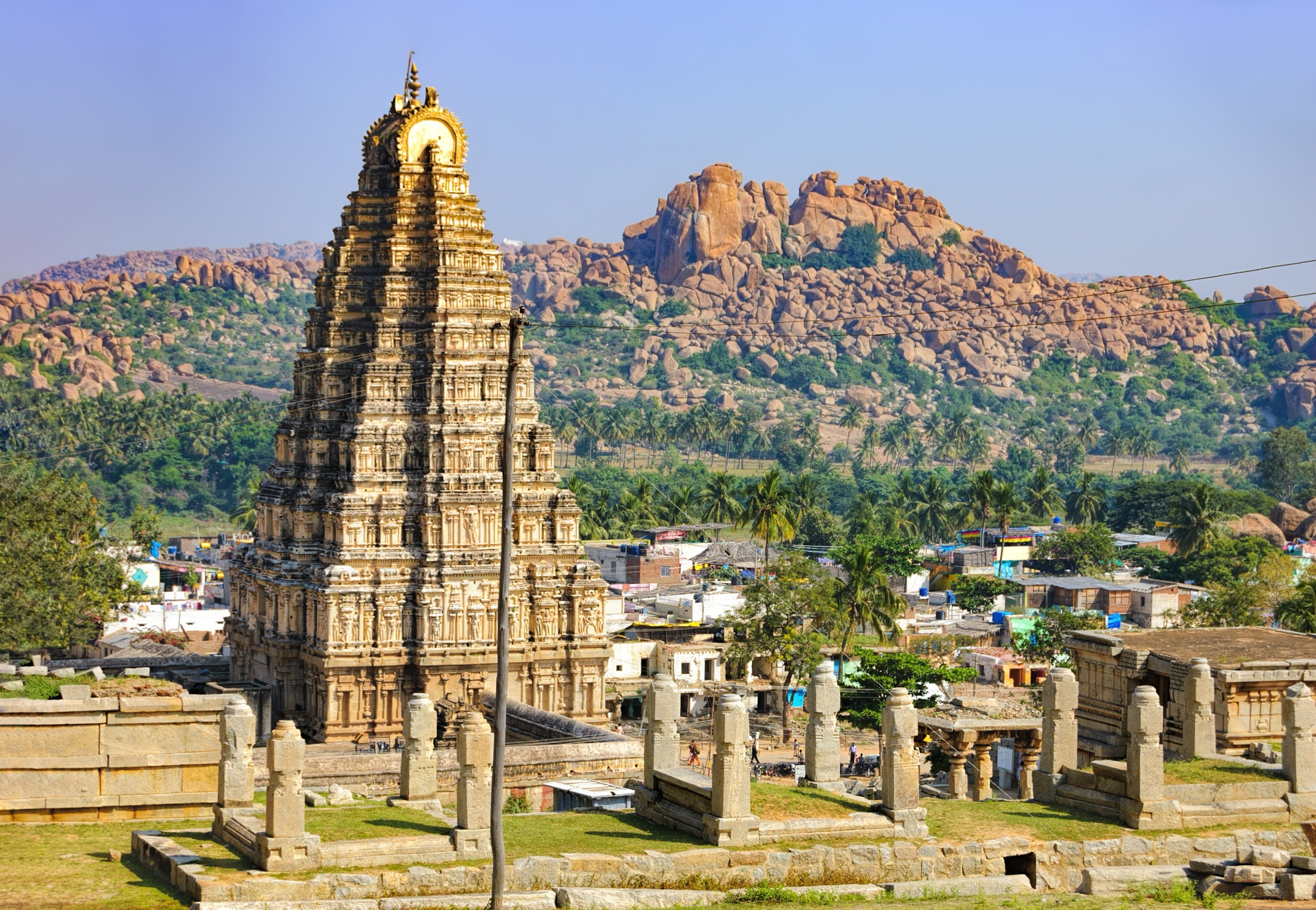 Hampi, India: An ancient archaeological complex becomes more accessible