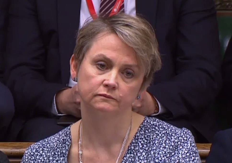 This Is What The Yvette Cooper Memes Tell Us About British Politics