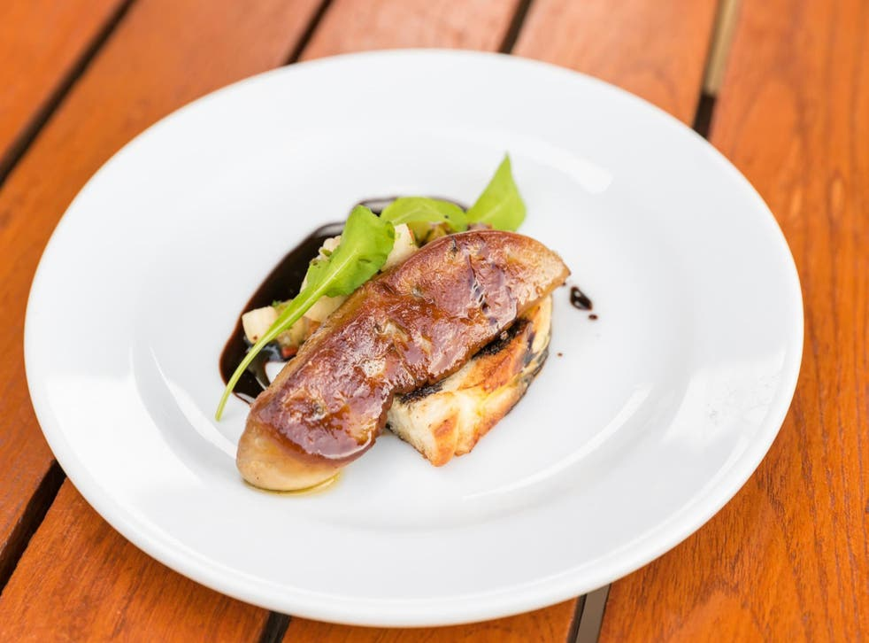 Law banning foie gras proposed in New York (Stock)