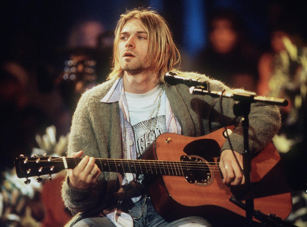 Nirvana S Former Manager Claims That Kurt Cobain Was Murdered Are Ridiculous He Killed Himself The Independent The Independent
