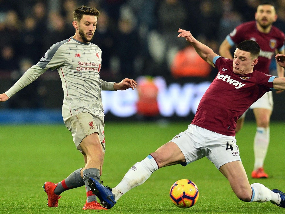 Image result for liverpool vs westham