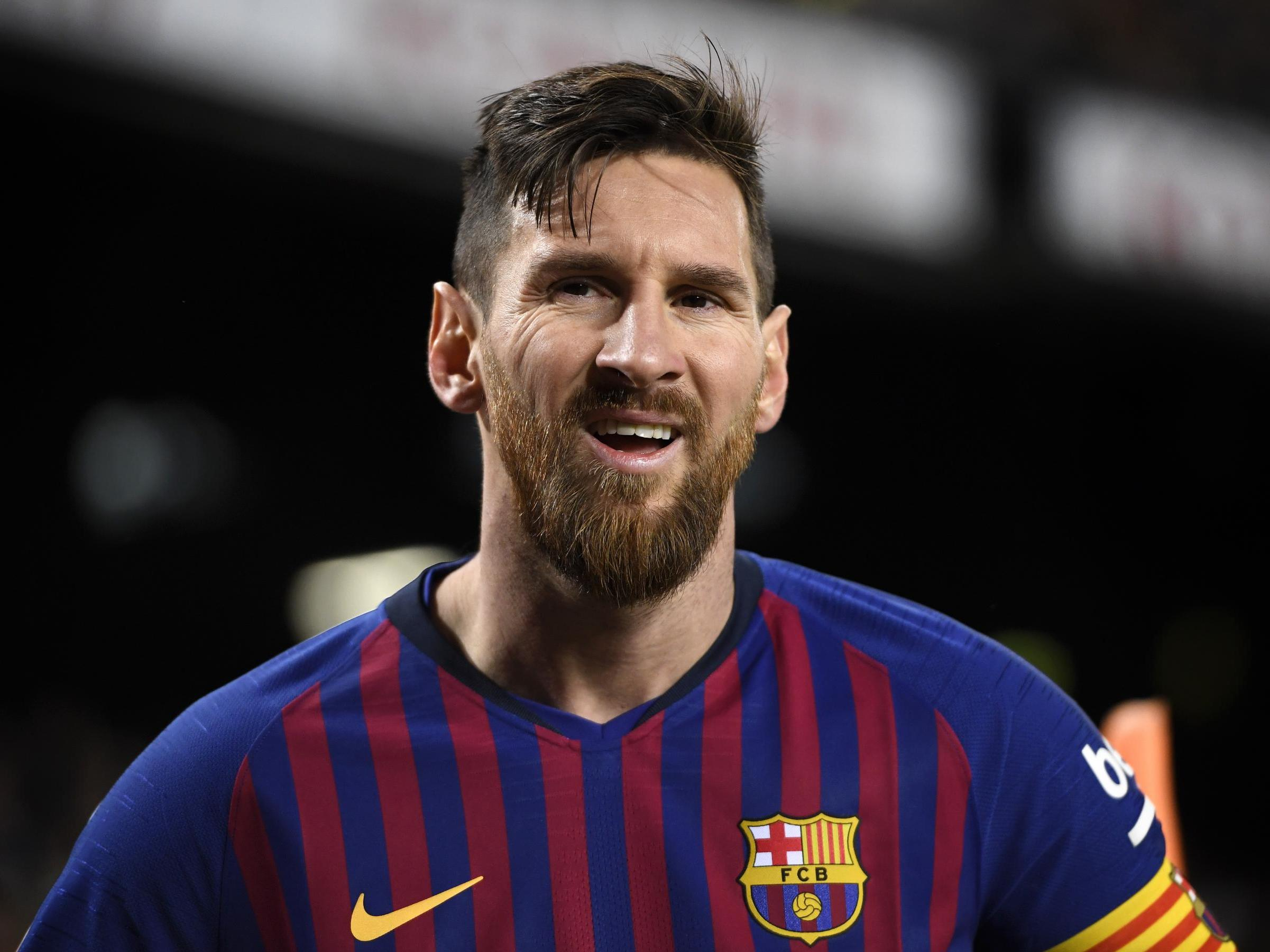 Lionel Messi Injury Update: Barcelona Star Given 'green