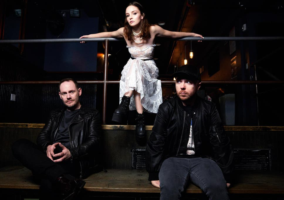 Chvrches interview: 'It's easy to say male headliners are