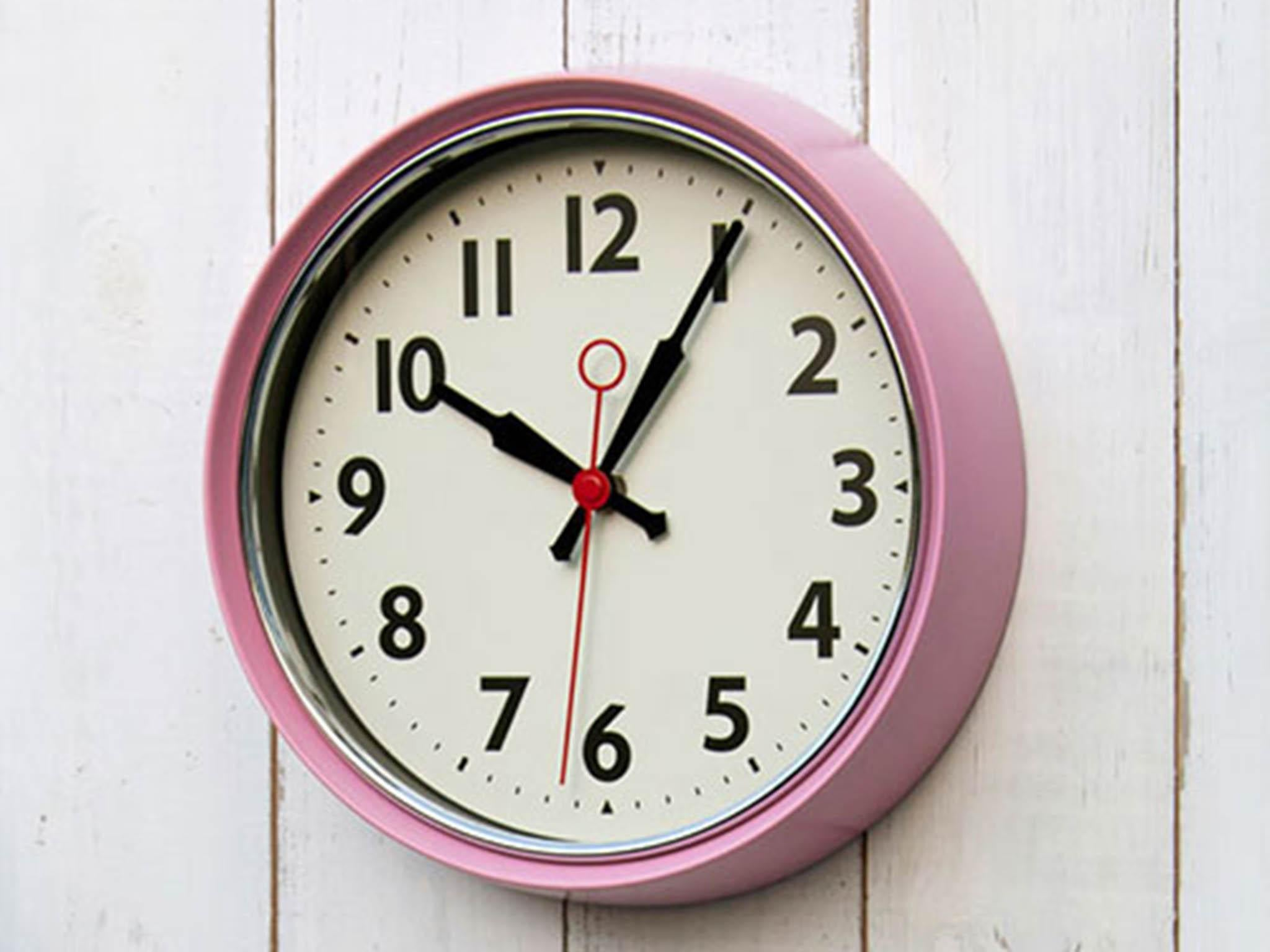 9 best wall clocks | The Independent