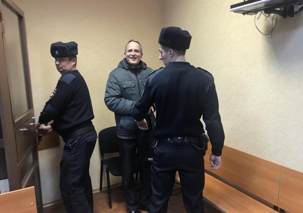 Russia jails Jehovah's Witness for six years in first prosecution