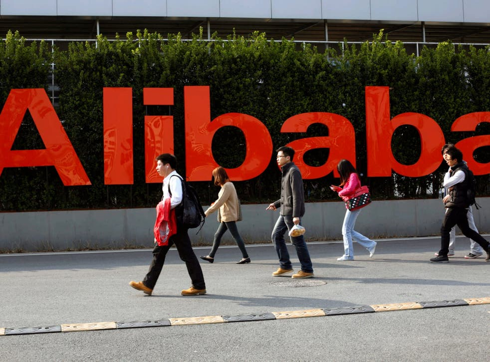 Alibaba's proposed IPO would be one of the largest share sales this year