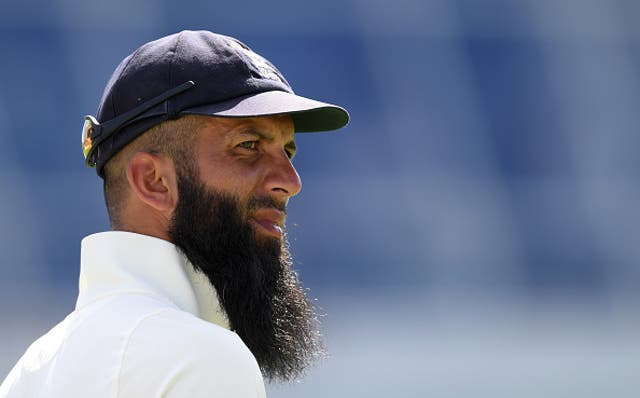 Moeen Ali was dropped from the Test side