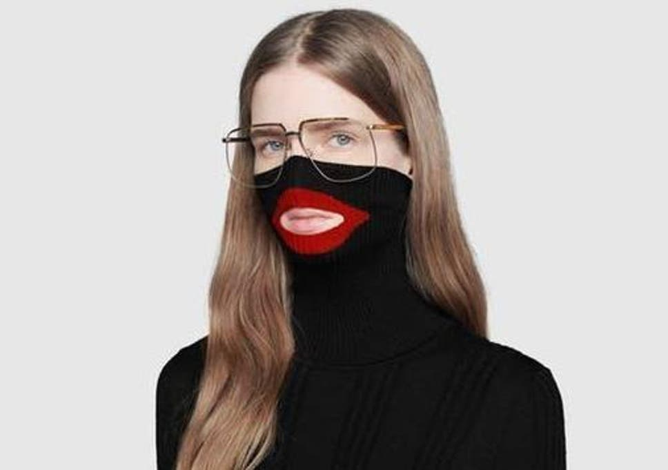 2b43bae67979d9 Gucci jumper 'resembling blackface' removed from sale after angry backlash