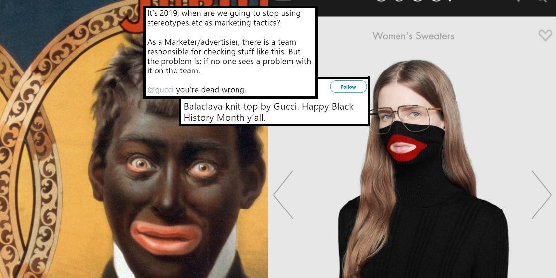 f7da5c383b5d Gucci removes £690 balaclava top after accusations of  blackface ...