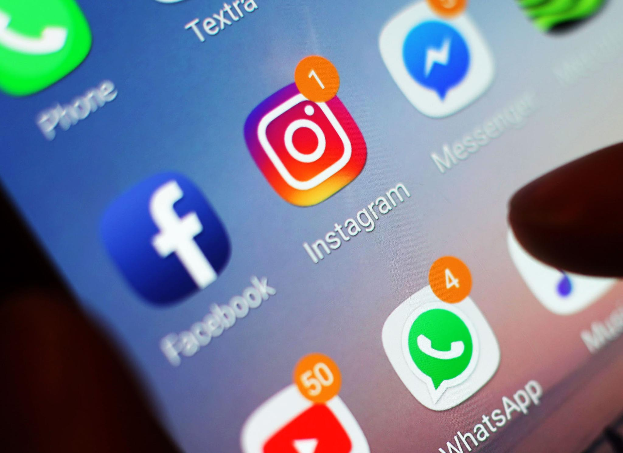 2801f5485 Facebook banned from mixing up WhatsApp and Instagram data by Germany | The  Independent