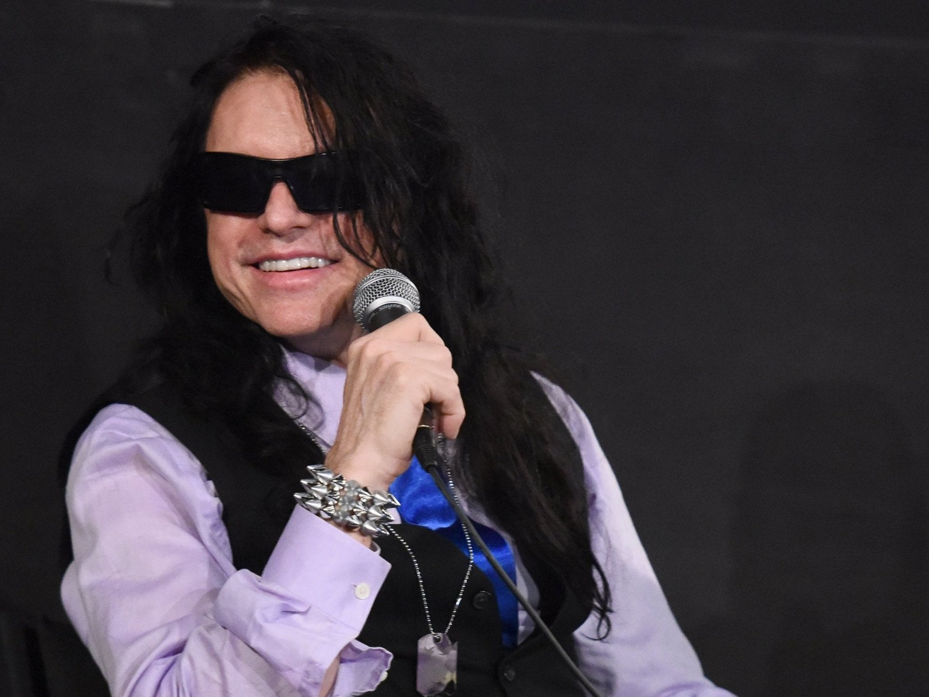 Tommy Wiseau: The Room director is making a film about a killer shark