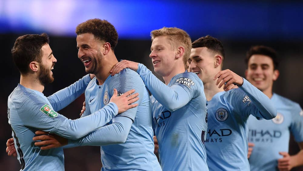 Manchester City fixtures: Premier League title race run in schedule