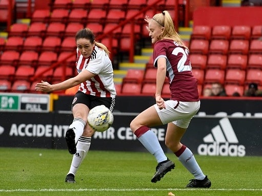 Sheffield United sack Sophie Jones after FA hand foward five-game ban for racist abuse