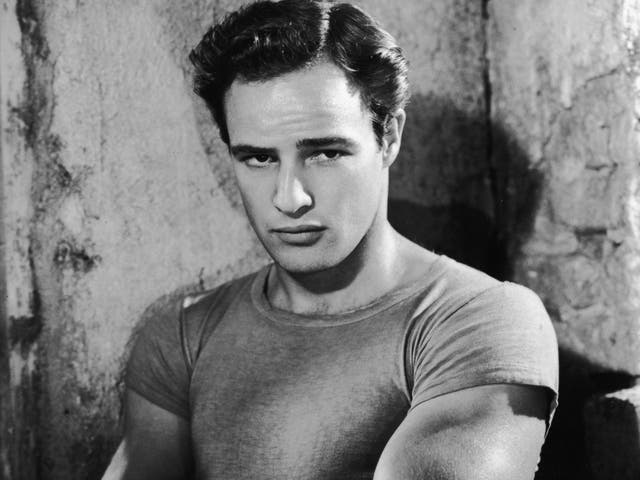 Brando's wardrobe in 'Streetcar' did wonders for T-shirt sales in the 1950s