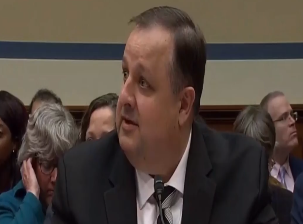 <p>Former head of the United States Office of Government Ethics, Walter Shaub.</p>