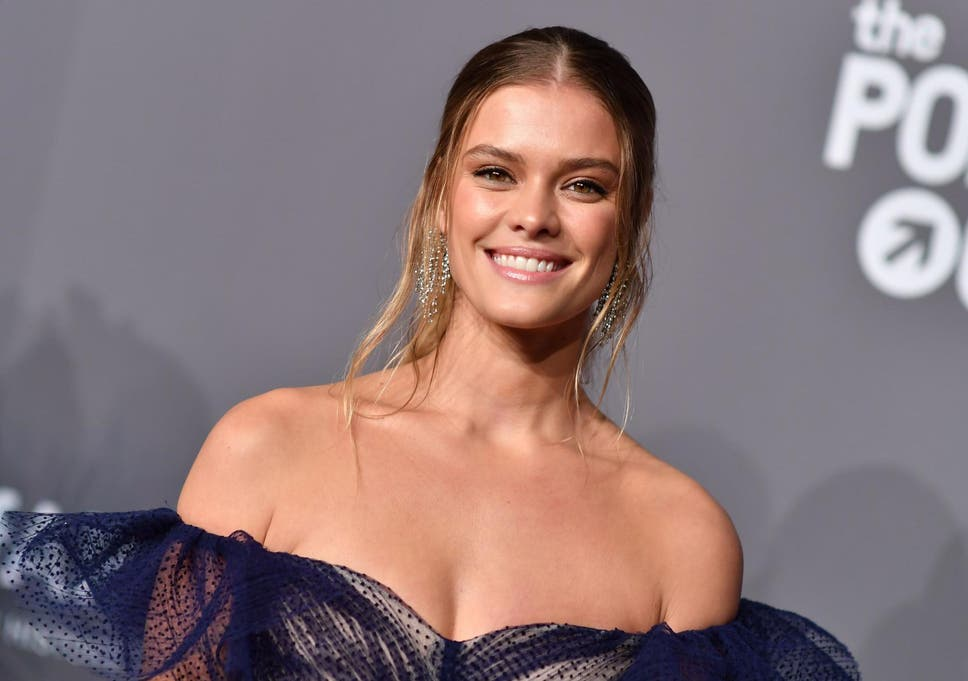 449d2e149 NYFW  Nina Agdal speaks out about suffering from anxiety during fashion  week.