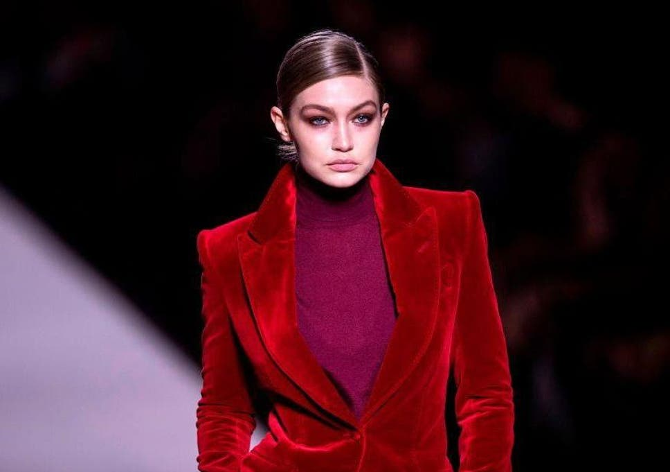 9d69c679 New York Fashion Week: The best moments so far, Tom Ford's anti-Trump  reference to Laverne Cox