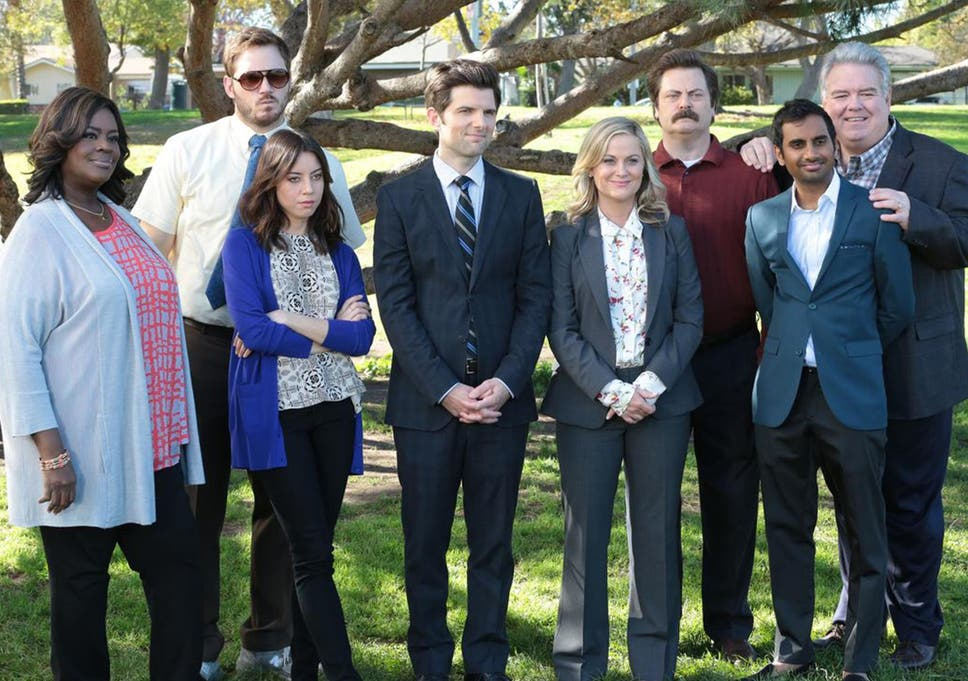 Parks and Recreation: Unlike the TV programme, there is no