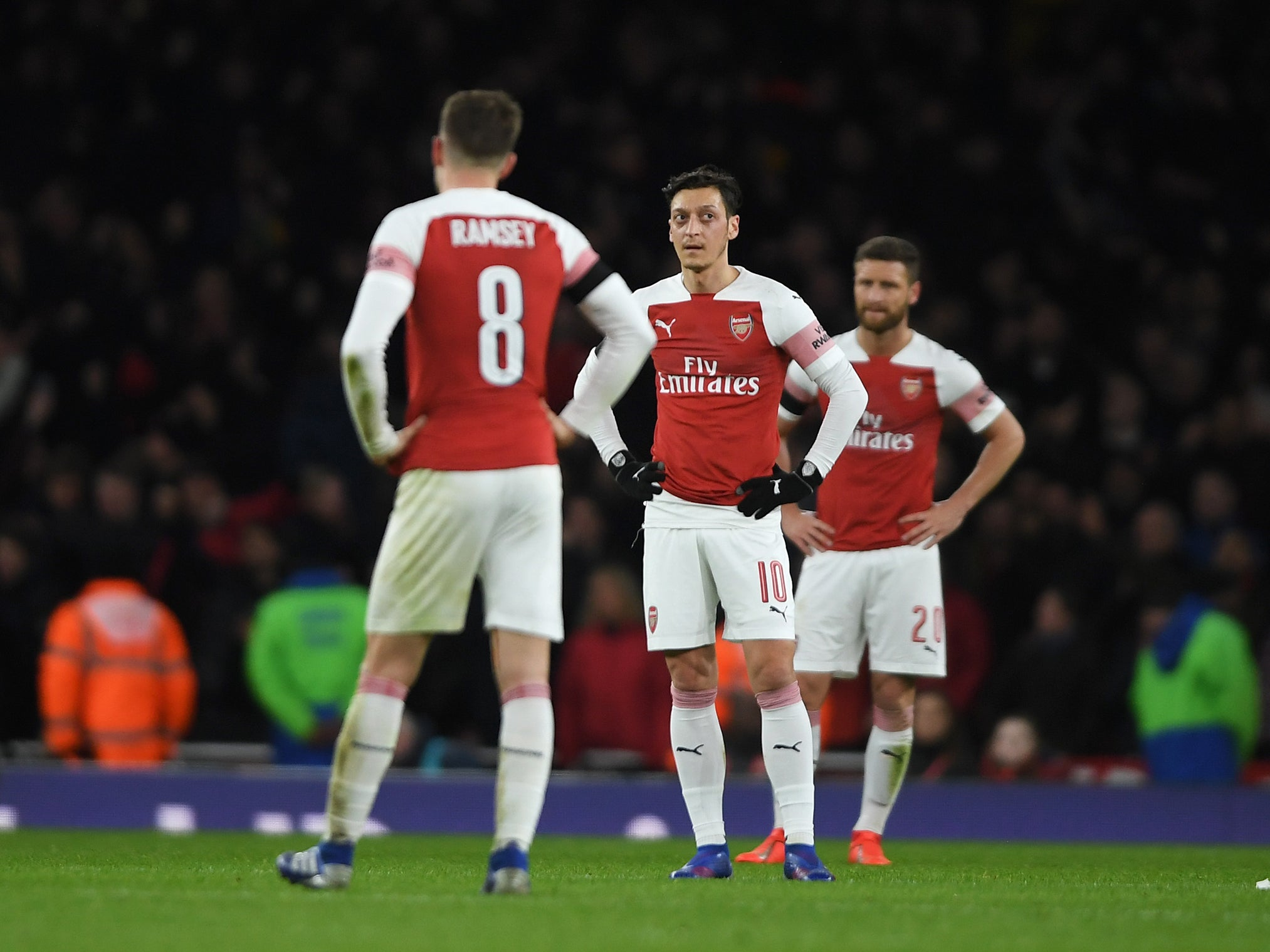 Joyless and bloodless, Stan Kroenke's Arsenal has lost all sense of purpose