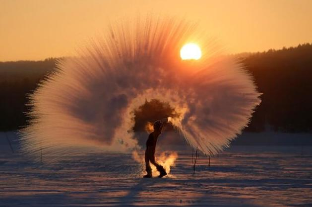polar vortex - latest news, breaking stories and comment