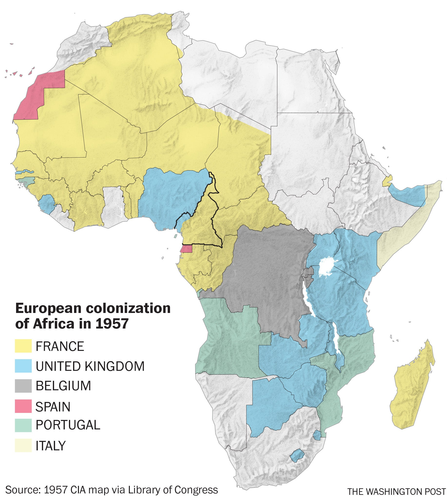War of words: Cameroon being torn apart by deadly language ... Map Of Africa In French on map of ethiopia in french, map of african countries, map of france in french, us map in french, map of european countries in french, map colonial africa, map of madagascar in french, map of belgium in french, map of switzerland in french, map of casablanca in french, south america map in french, map of french speaking countries, map of caribbean in french, nutrition label in french, map of world in french, map of north america in french, map of canada in french, map of seychelles in french, map of central america in french, united states map in french,